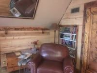 For sale custom built rooms with custom made lumber Topeka, 66611