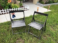Wooden outdoor chairs  Donna, 78537
