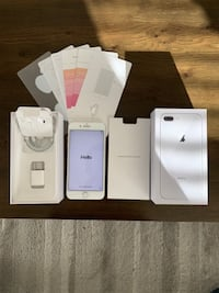 2 iPhone 8 pluses.  $300 for 1. $500 for 2 Calgary