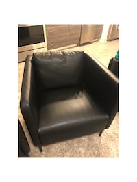 Black bucket chairs- one for $150, two for $280  Baltimore, 21230