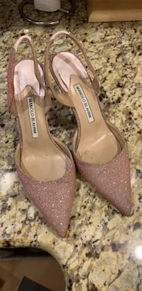Authentic Manolo Blahnik Heels (7 1/2 Women's) Matawan, 07747
