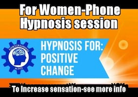 For women phone Hypnosis