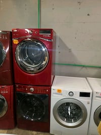 Front load washer & electric dryer mix & match working perfectly with  Baltimore, 21223