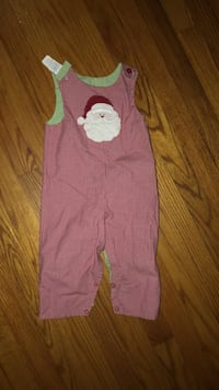 christmas  jump suit 18 months Waterford, 06385