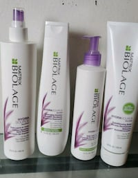 Matrix Biolage hydra source 4 pac