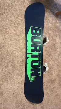 Women's burton snowboard with morrow lotus bindings Mundelein, 60060
