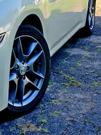 Nissan maxima wheels package with good tires!!! ARLINGTON