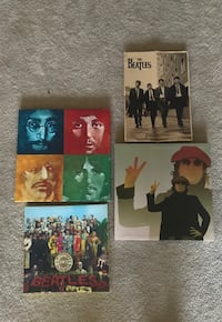 Beatles decor Springfield, 22151