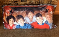 1D Body pillow