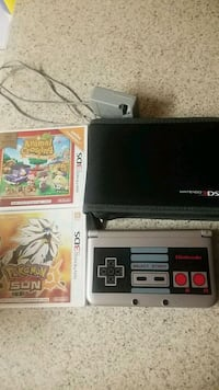 Nintendo 3dsXL with games and case Oceanside, 92054