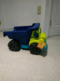Large Toy Truck 15 km