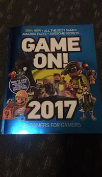 GAME ON! 2017 edition (224 pages) Selma, 93662