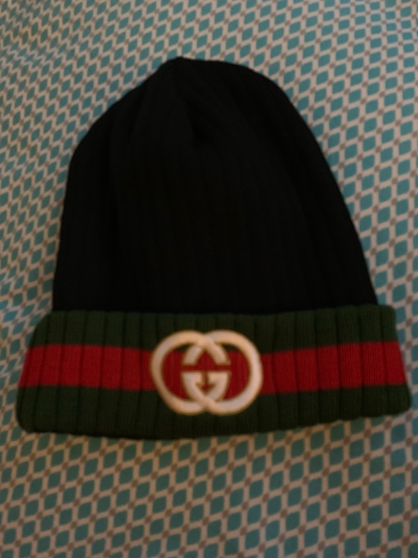 c11e4ddc13b1 Used Black and red gucci hat for sale in Glasgow - letgo