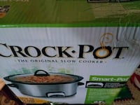 gray and black Hamilton Beach slow cooker box Dundalk, 21222