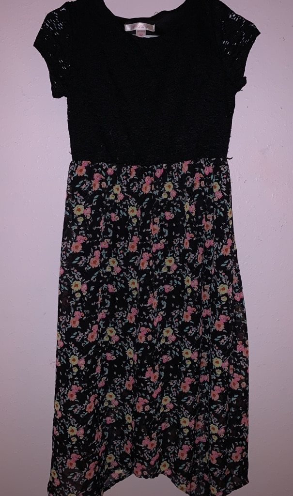 Photo Dress/girls/floral/10-12/church/Childrens Place/Justice