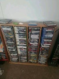 Holds up to 184 DVDs Reeseville, 53579