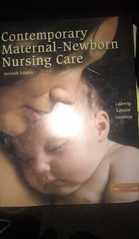 Contemporary Maternal-Newborn Nursing Care 7th Edition Lanham, 20706