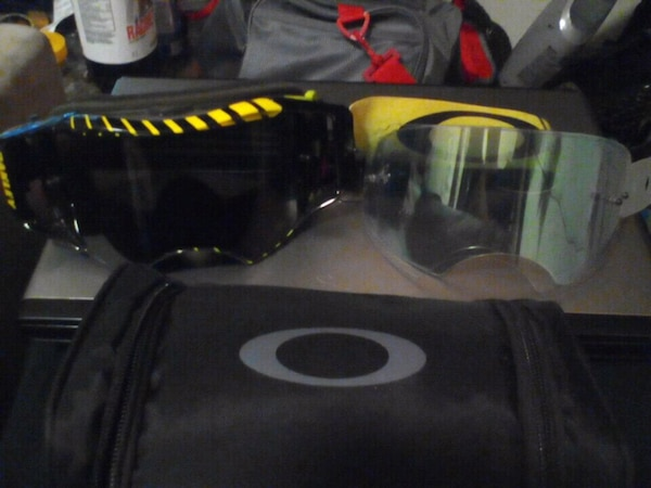 Oakley Airbrake Goggles - Special Edition