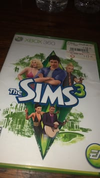 Sims 3 Xbox 360 Game New York, 10453