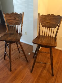 Matching Chairs Fairfax