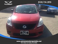 2014 Nissan Versa for sale Visalia, 93292