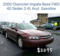 Chevrolet - Impala - 2000 Milwaukee