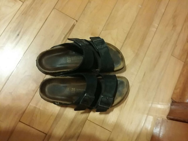 4984cd9e836 Used Birkenstocks. Size 38 for sale in Orangeville - letgo