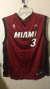 Dwayne Wade Miami Heat Basketball Jersey Fairfax, 22031
