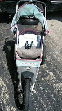 Schwinn jogging stroller Chicago, 60660