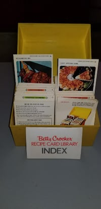 BETTY CROCKER RECIPES Clifton