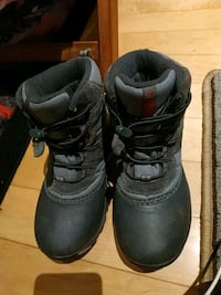 pair of black Air Jordan basketball shoes Oshawa, L1K 3A1