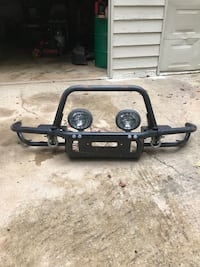 Off road bumper w/ lights Carrollton, 30117