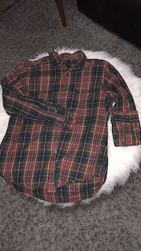 Polo By Ralph Lauren Button Up Size M