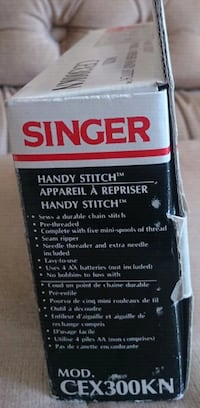 SINGER HANDY STITCH MACHINE