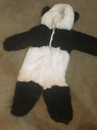 Kids panda costume 3768 km