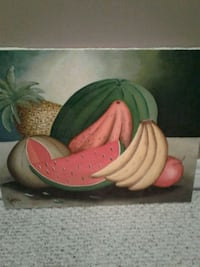 Detailed fruit painting Kitchener, N2K 4J7