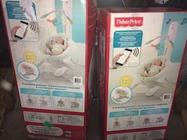 Fisher-Price cradle 'n swing brand new in the box