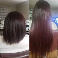 Sew-in  extensions and box braids, Christmas discount  Edmonton, T5K 0S9