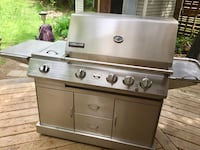 stainless steel outdoor gas grill Mississauga, L5J 4S4