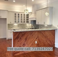 Cabinets and counter top  休斯顿, 77017