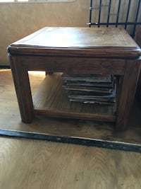 Wood Side table  Youngsville, 70592