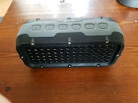 black and gray portable speaker Edmonton, T5S 1T5