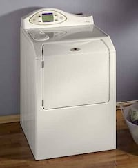 white front-load clothes washer Costa Mesa, 92627