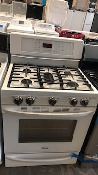 LG gas stove excellent conditions  Bowie, 20715