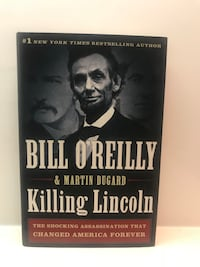 Killing Lincoln Novel