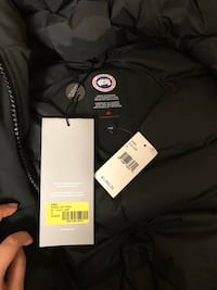 New Canada goose rossclair parka