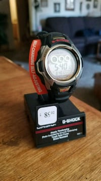 CASIO GSHOCK Tough Solar Atomic Digital Watch Lakeside, 92040