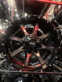 20 inch off road wheels and tires