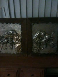 2-dog and bird picture frame Silver Spring, 20910