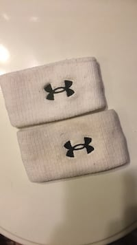 under armour sweat bands 382 mi